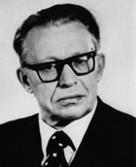 Подоплелов В.П. Председатель Президиума с 1965 по 1983 г.